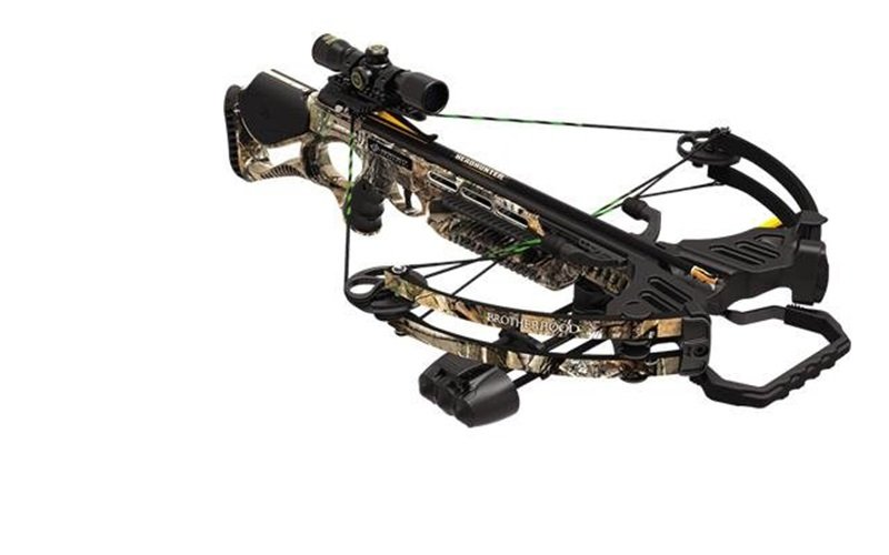 Barnett Outdoors Brotherhood Crossbow Package, Large, Camo