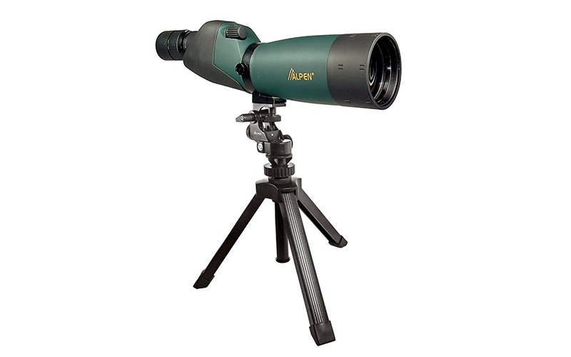 ALPEN Waterproof Fogproof Spotting Scopes (20-60x80 straight eyepiece)