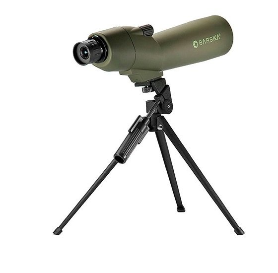 BARSKA Colorado Spotting Scope Review