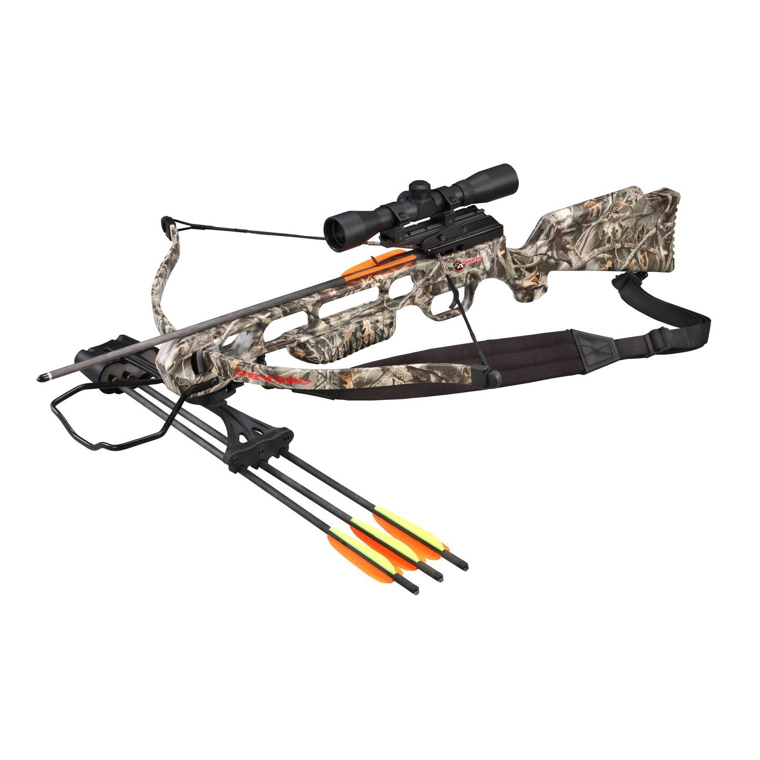 SA Sports Fever Crossbow Package Review