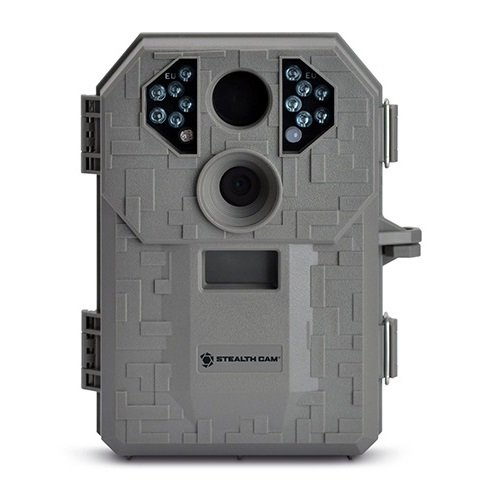 Stealth Cam P12 Review (Digital Scouting Camera, Tree Bark)