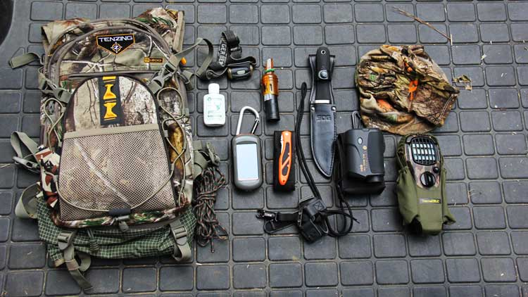 The All Time Backpack Hunting Gear List