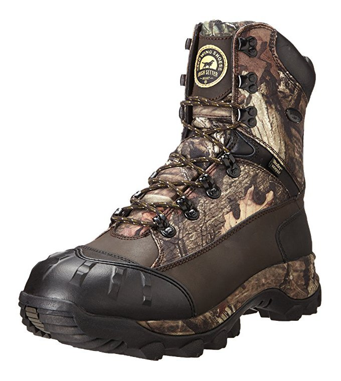Irish Setter Men's 2859 Grizzly Tracker 9