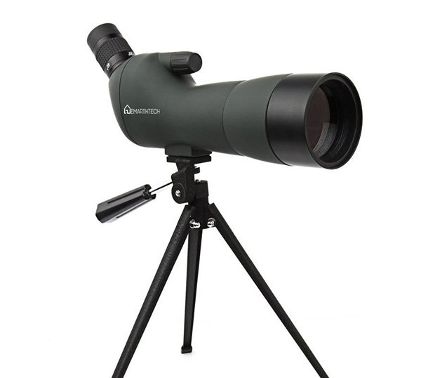 Emarth 20-60x60AE Waterproof Angled Spotting Scope
