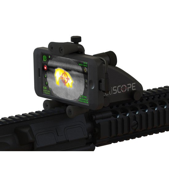 Inteliscope Thermal Scope Bundle for iPhone & Android ...