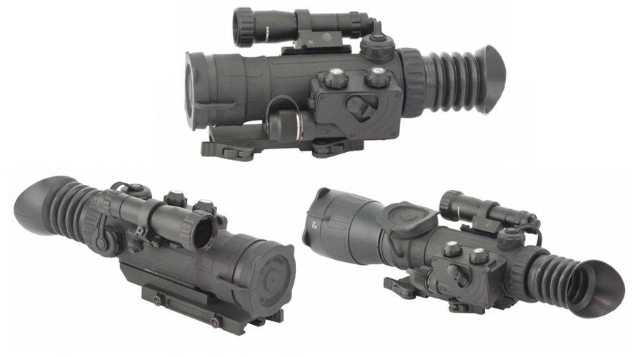 Armasight Vulcan 3 5-7 Gen 3 White Phosphor Ghost MG Night