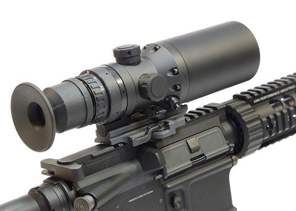IR Defense Hunter Mark II Thermal Rifle Scope
