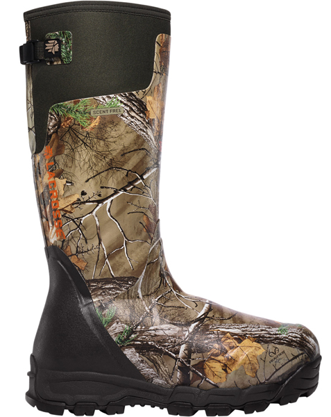 "LaCrosse Men's Alphaburly Pro 18"" 1600G Hunting Boots"