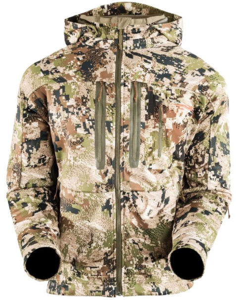 6df4f8fd7f77f The Sitka Men's Jetstream Jacket is undoubtedly one of the best companions  for any male hunter whose hunting ventures take him through chilly  temperatures ...