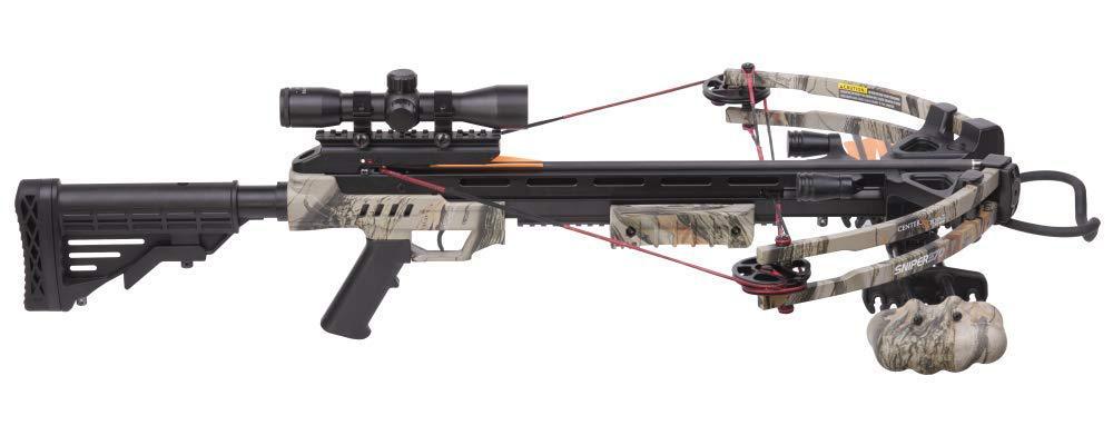 CenterPoint Sniper 370-Crossbow