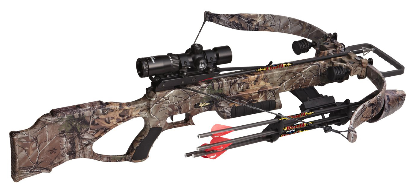 Matrix 380 Crossbow